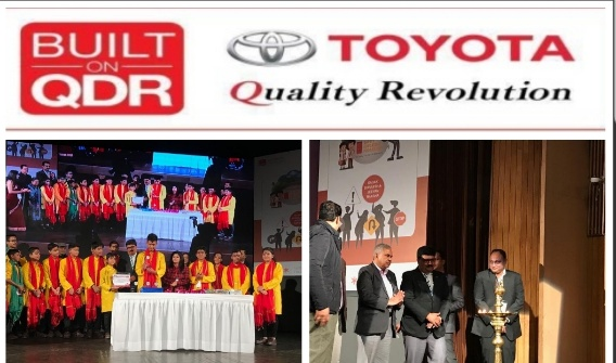 Toyota Kirloskar Motor's [TKM] Road Safety Education Program