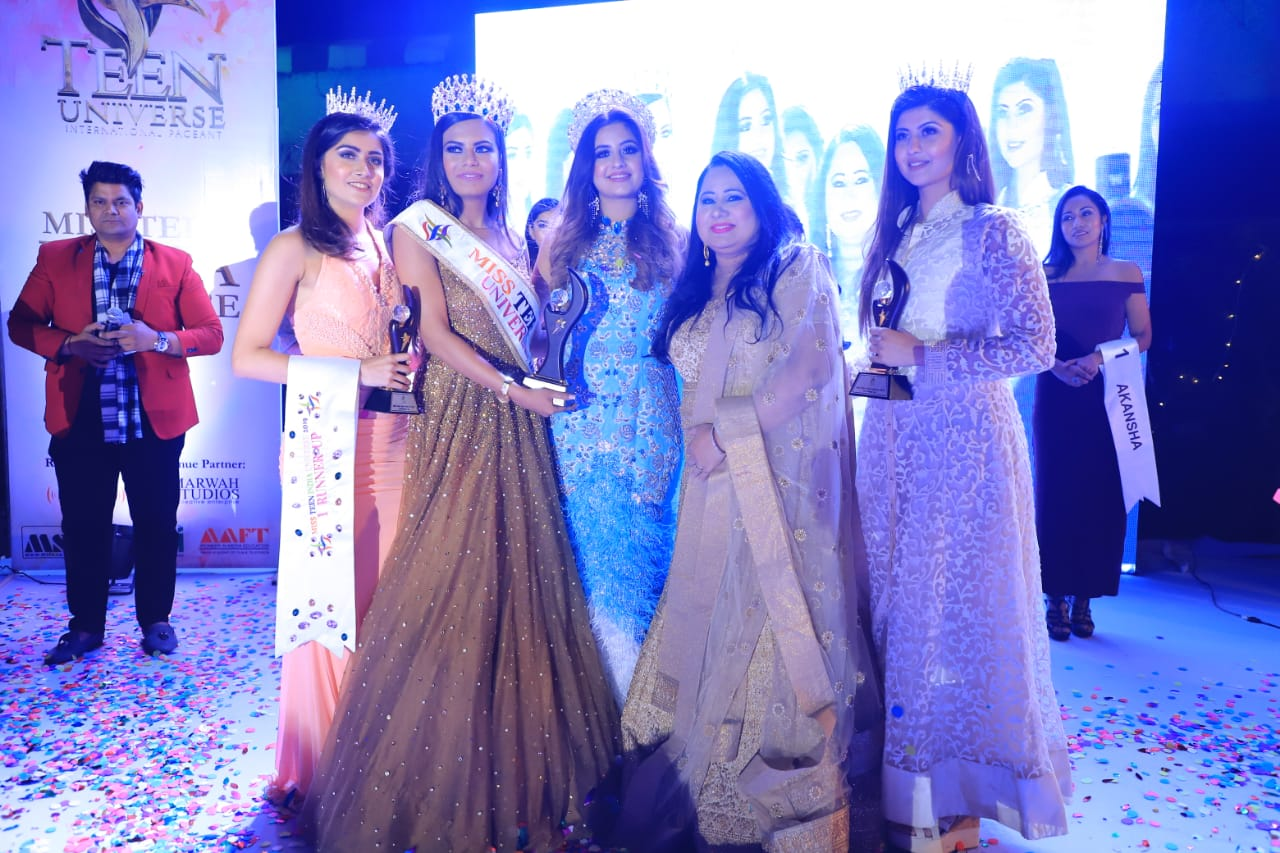Apurva Thakur is Miss Teen Universe India 2019 | A News Of India