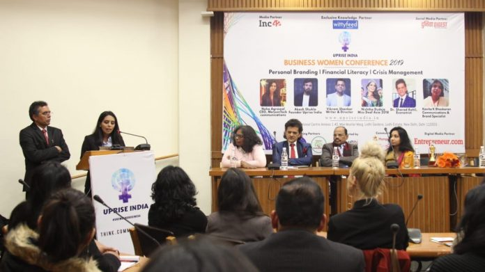 Uprise India Foundation Holds 3rd Edition of Business Conference | A