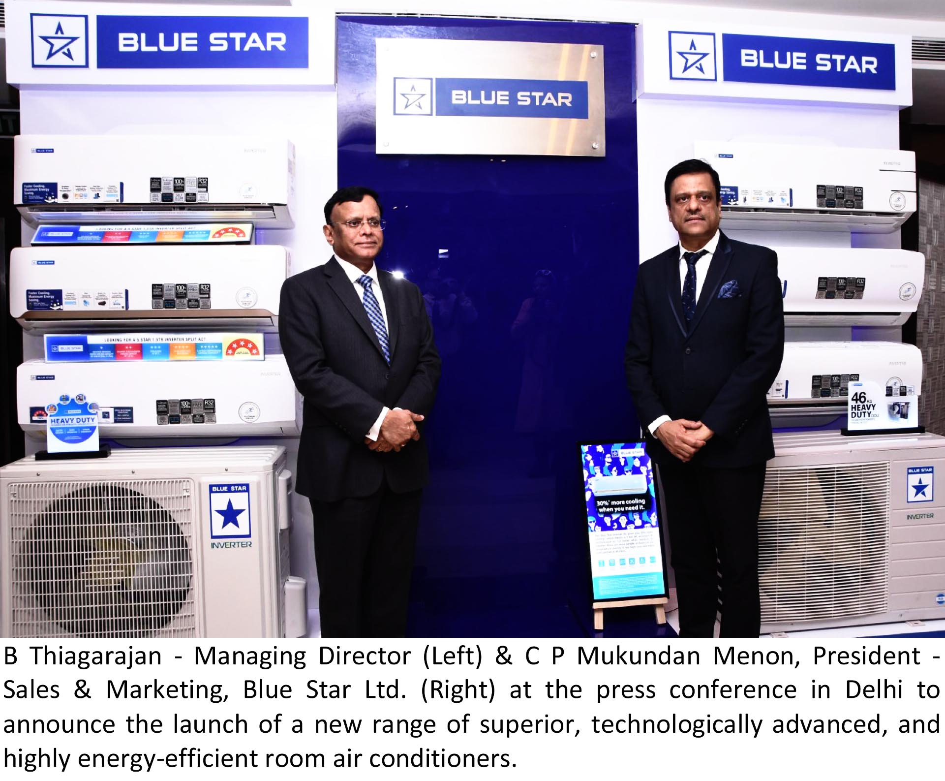 671633766 Blue Star launches 75 new air conditioner models to celebrate its ...